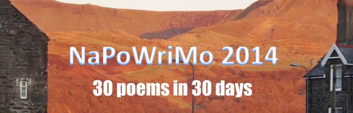 National Poetry Writing Month NaPoWriMo