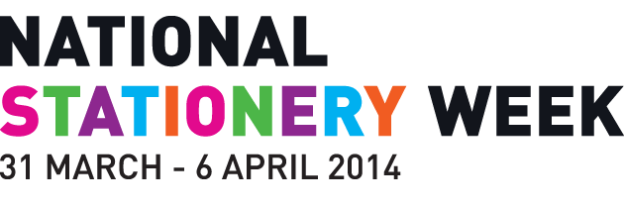 National Stationery Week 31 March - 6 April 2014 logo