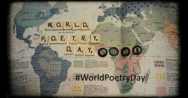 World Poetry Day CC-BY Karen Cropper
