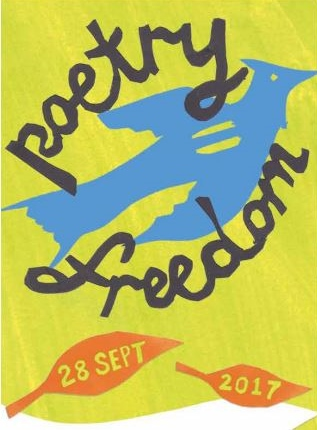 National Poetry Day 28 Sept 2017 Theme Freedom