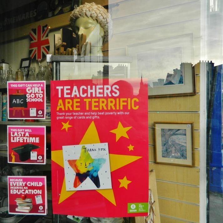 Teachers Are Terrific photo by Bernard Young