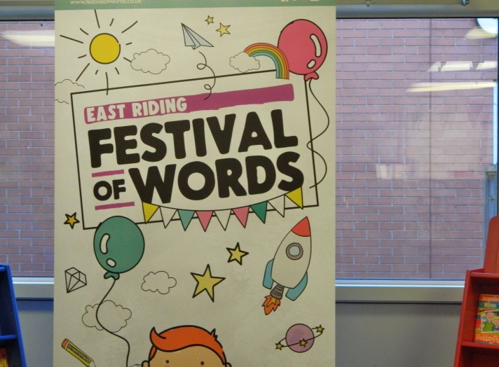 East Riding Festival of Words